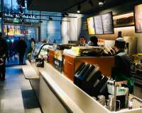 STARBUCKS - PARIS 12ème